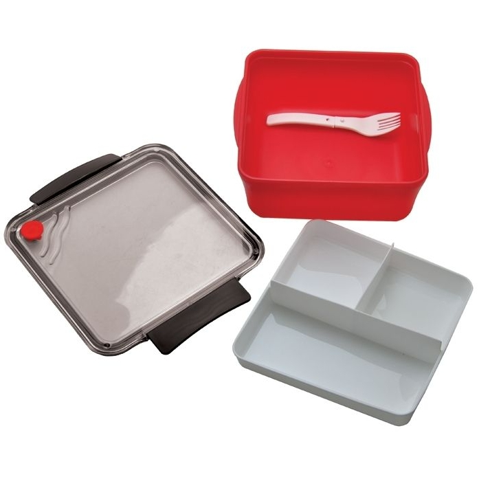 Luchtdichte lunchbox