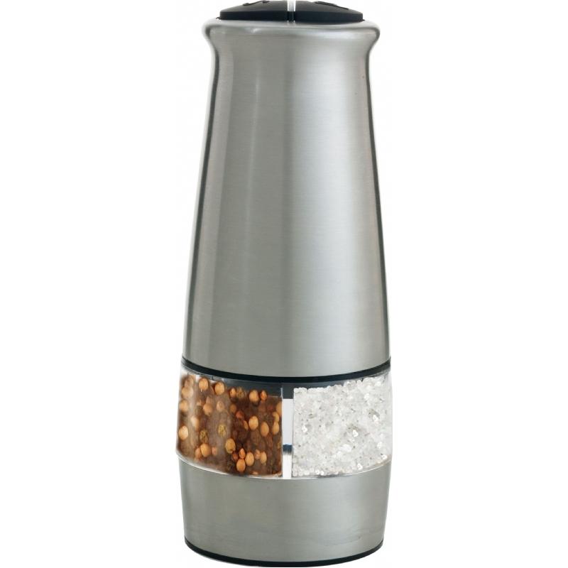 2-in-1 elektrische zout & pepermolen