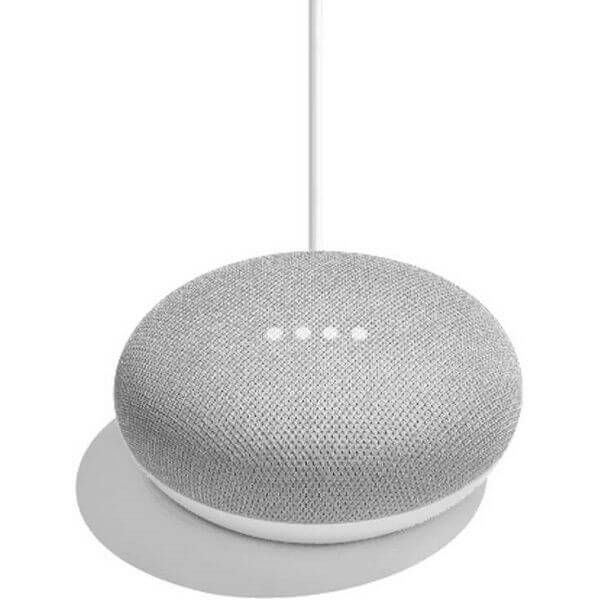 Le Google Home Mini smart speaker