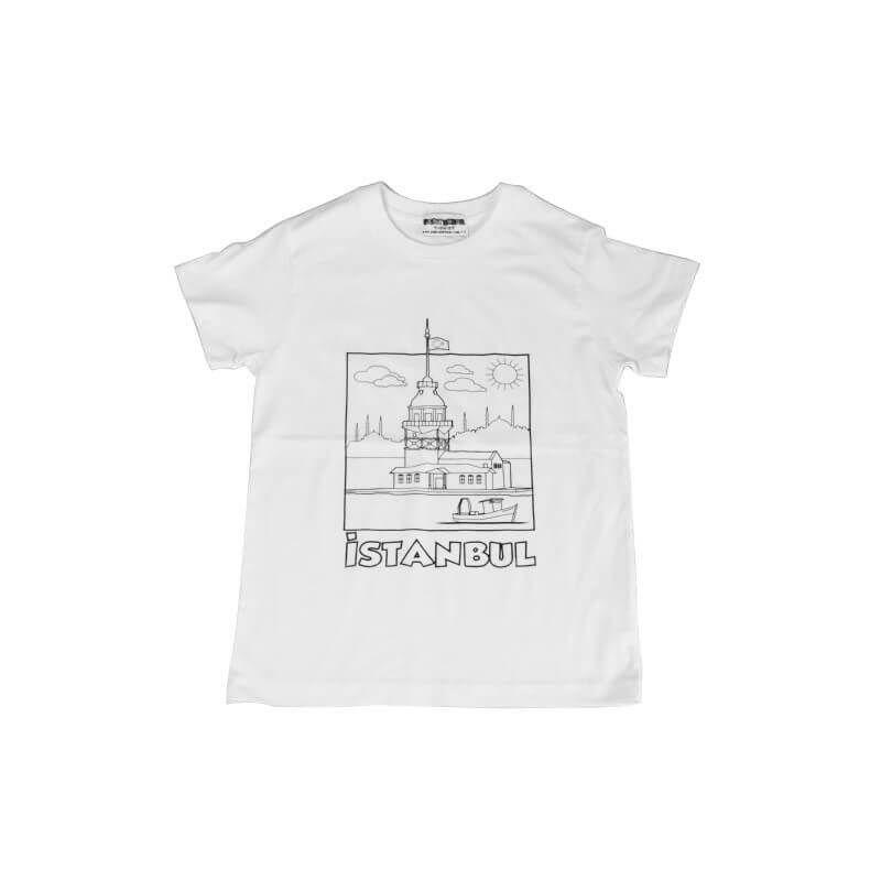 Colorez votre T-shirt