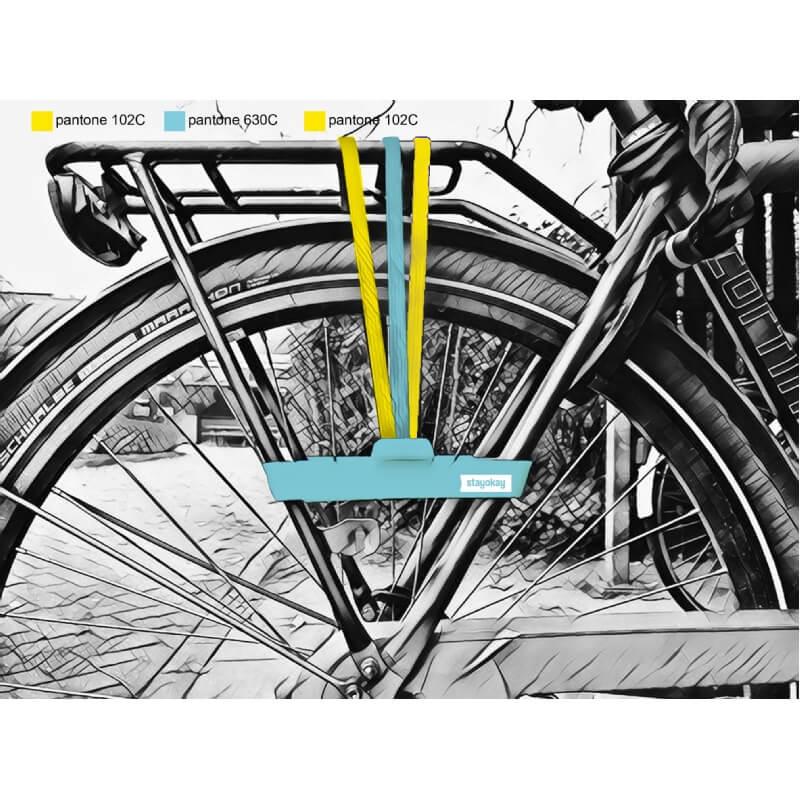 Sangles pour vélo