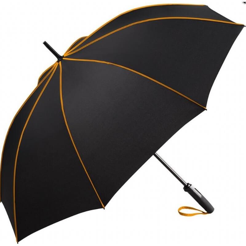 Parapluie automatique avec accents de couleurs
