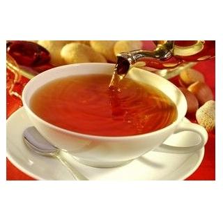 Thee doos met Europese thee
