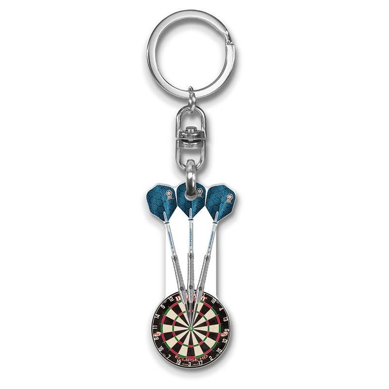 Custom made sleutelhanger met vast winkelwagenmuntje