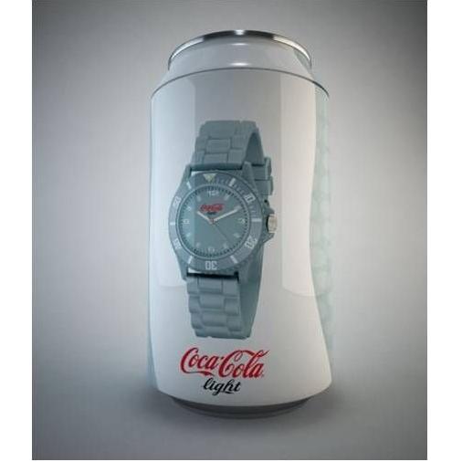 Horloge in een blik