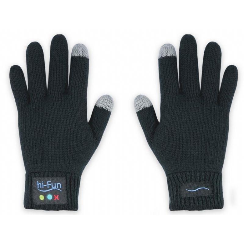 Telefoneren met je handschoen!