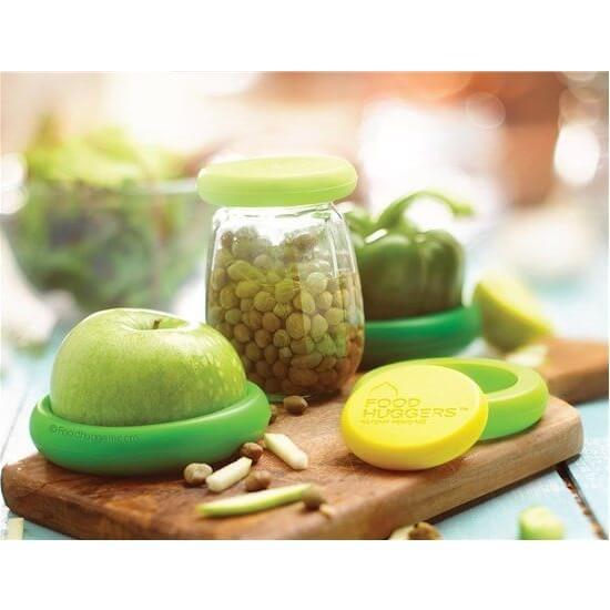 Food Huggers, houdt groenten en fruit langer vers