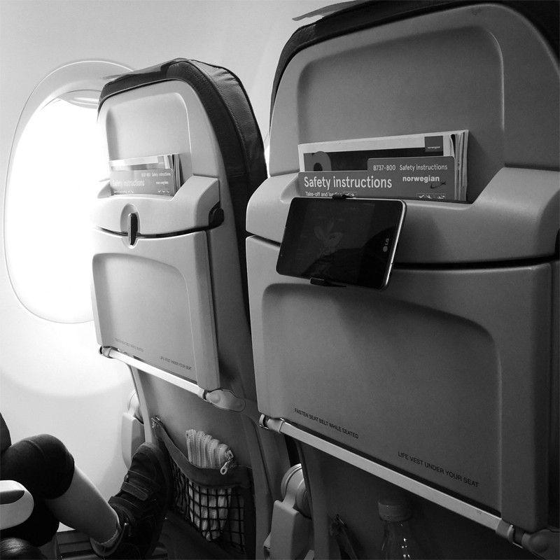 Het nieuwste reisgadget voor vliegreizigers