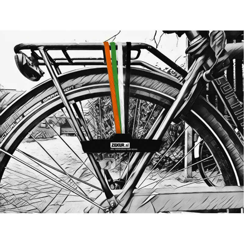 Snelbinders voor je fiets