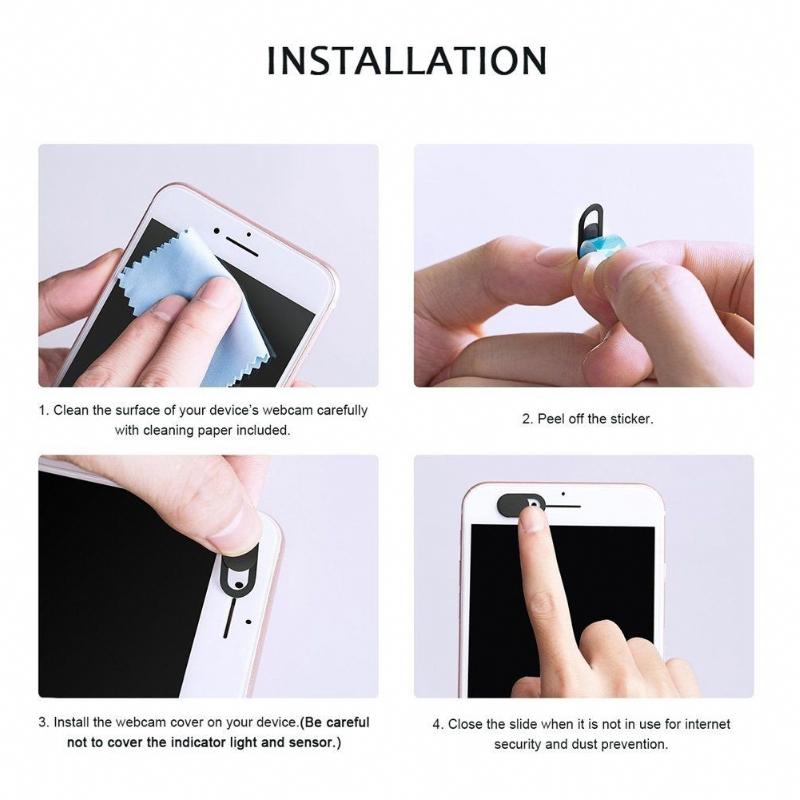 Webcam Cover voor mobiel