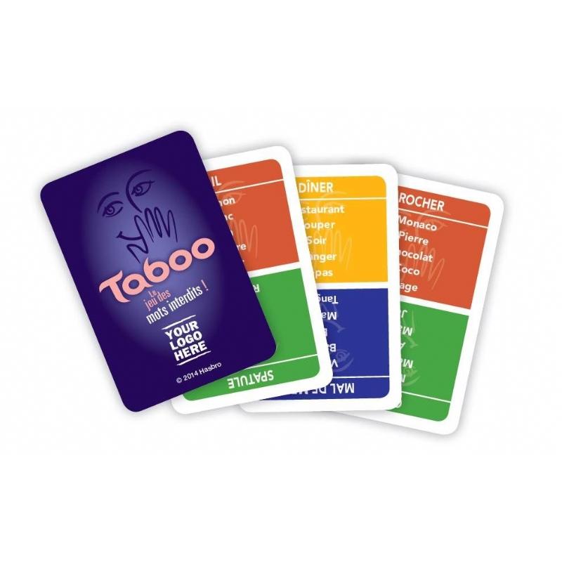 Taboo kaartspel