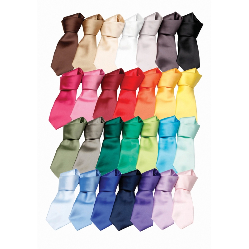 Stropdas in vele kleuren