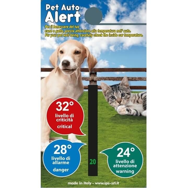 Auto thermometer voor dieren