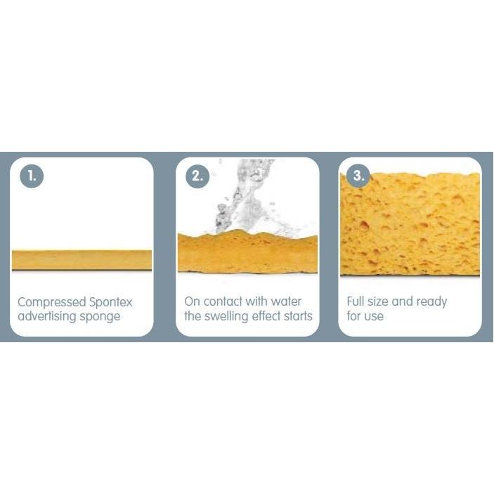 Maak je spons in eigen vorm