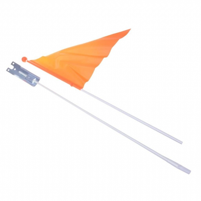 Fietsvlag antenne model