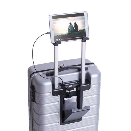 Trolley met USB verbinding