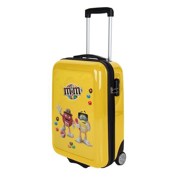 Koffer met eigen print!