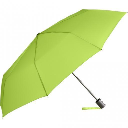 Opvouwbare paraplu gemaakt van petflessen