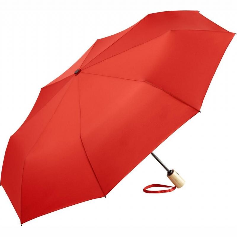 Paraplu van PET flessen