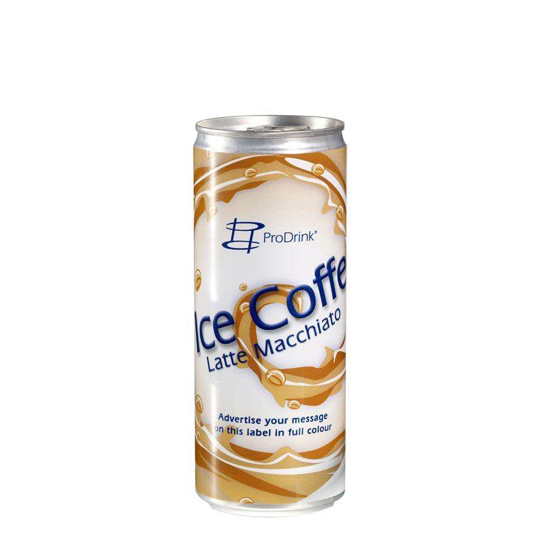 Ice Coffee in blik