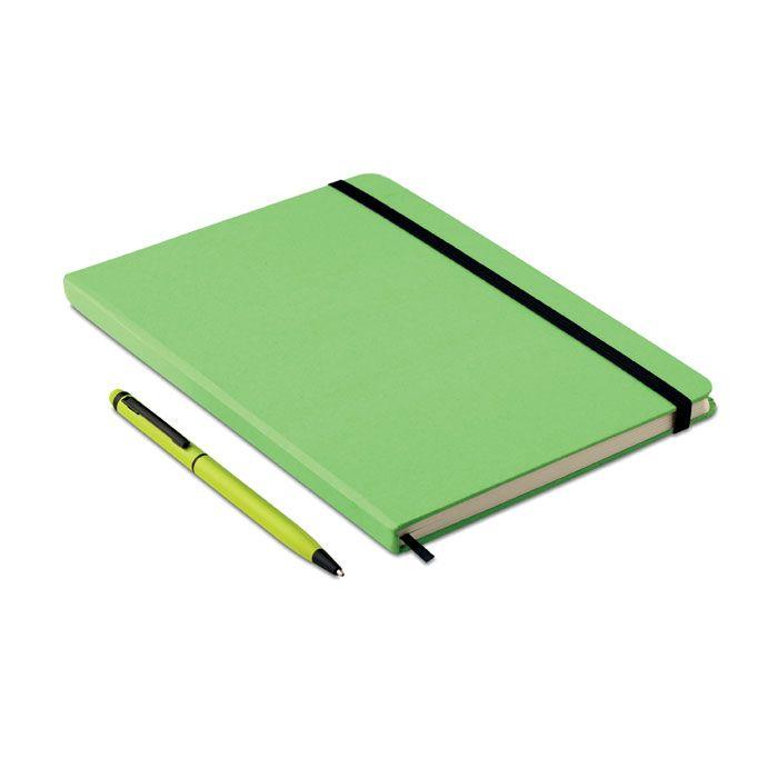 A5 notitieboekje met stylus