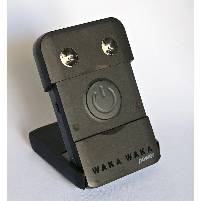 WakaWaka Power+, solar-led lamp en oplaadfunctie