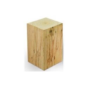 Notitieblokje met houtmotief