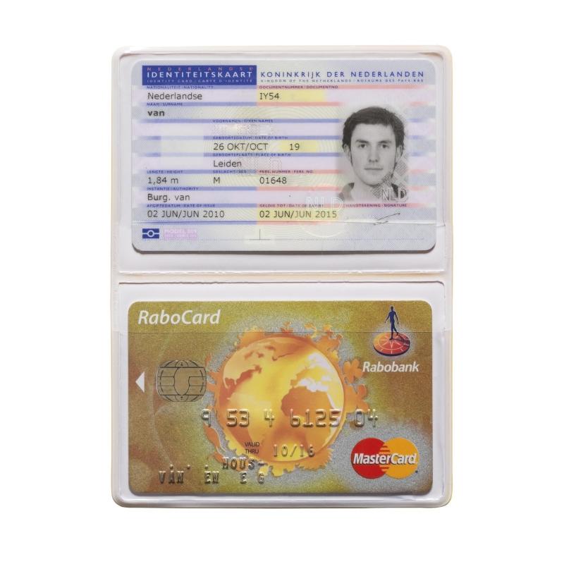PromoCard kaarthouder voor het opbergen van pasjes