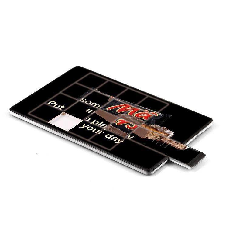 Schuifpuzzel met USB 4GB