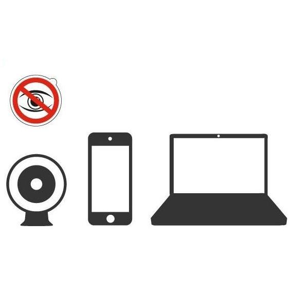 Blokkeer jouw webcamera tegen hackers