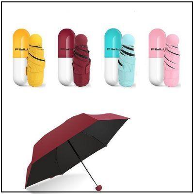 Een pilletje voor de regen