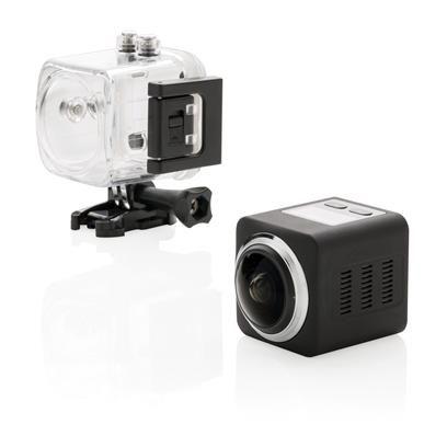 360 graden actie camera